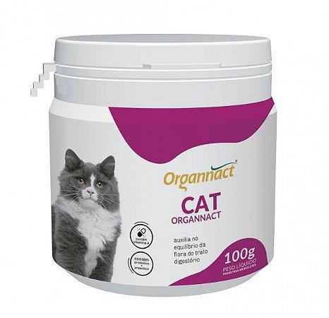 Organnact Cat Probiótico - 100 g