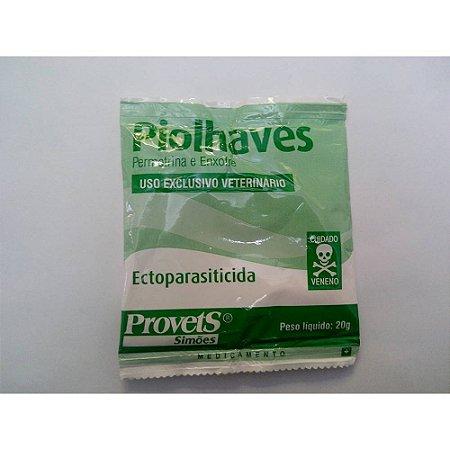Piolhaves – Piolhicida - 20