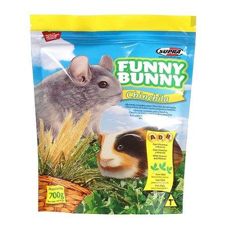 Ração Funny Bunny Chinchila - 700g