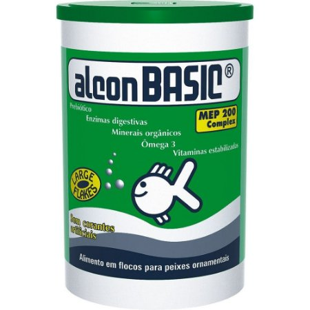 Ração Para Peixe Alcon Basic Large Flakes 150g