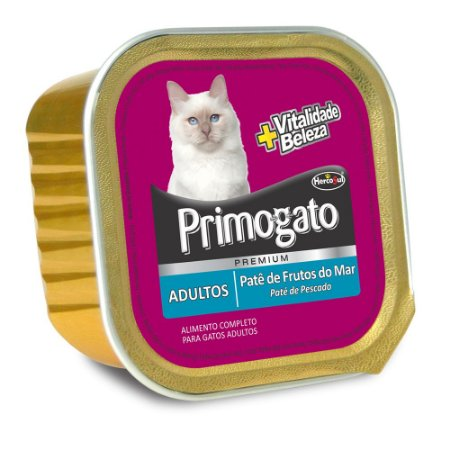Primogato Patê de Frutos do Mar