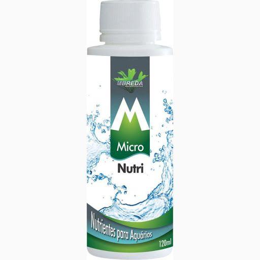 Fertilizante Líquido Micronutri MBreda 120ml