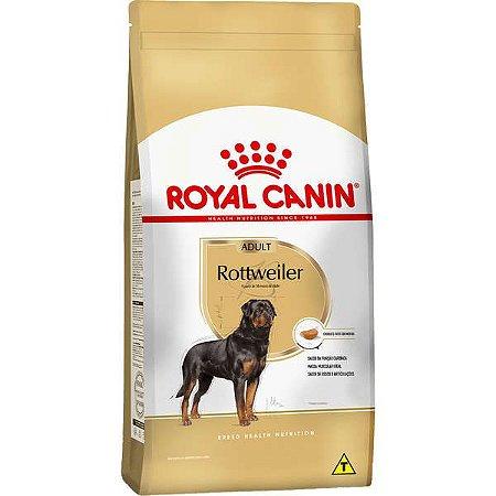 Ração Royal Canin para Cães Adultos da Raça Rottweiler 12 Kg