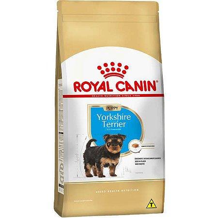 Ração Seca Royal Canin Puppy Yorkshire Terrier para Cães Filhotes