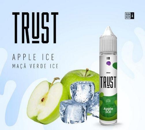 LÍQUIDO APPLE ICE - TRUST