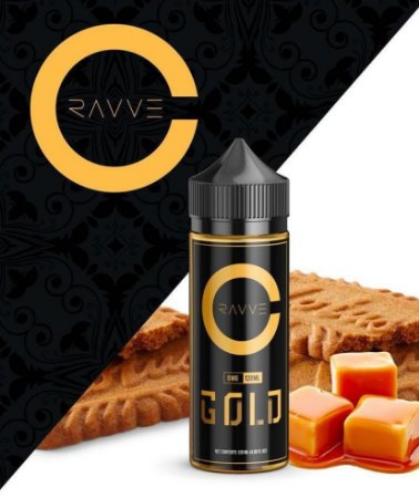 LÍQUIDO GOLD - CRAVVE RUTHLESS