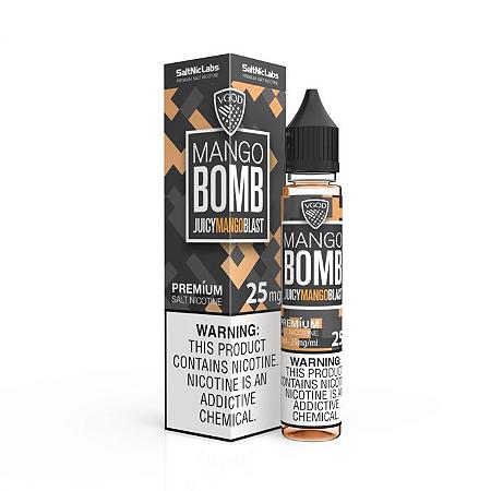 LÍQUIDO MANGO BOMB BLAST - SALTNIC / SALT NICOTINE - VGOD SALTNIC