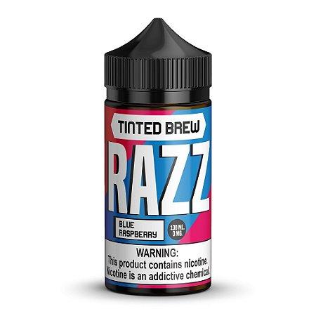 LÍQUIDO RAZZ BLUE RASPBERRY - TINTED BREW