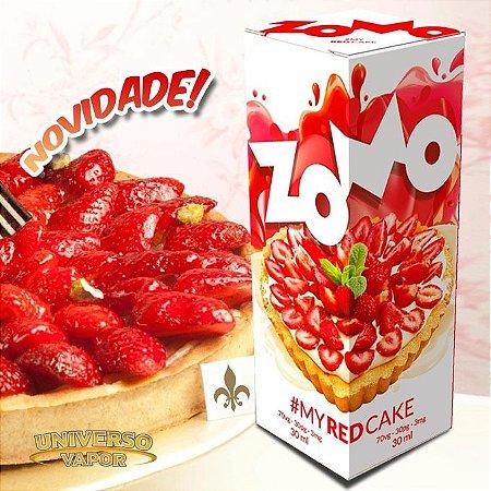 LÍQUIDO MY RED CAKE E-JUICE - ZOMO