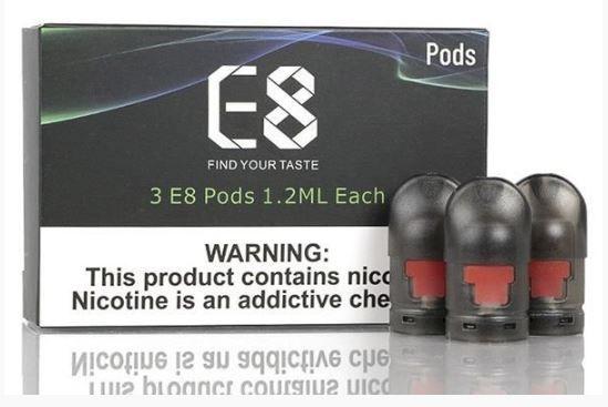 POD P/ POD E8 - VAPEANTS