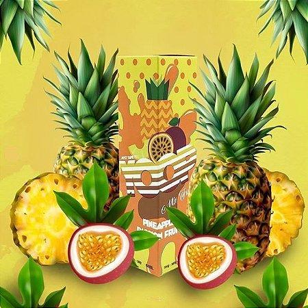 LÍQUIDO PINEAPPLE PASSION FRUIT - YOOP