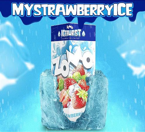 LÍQUIDO ZOMO MY STRAWBERRY ICE - ICEBURST
