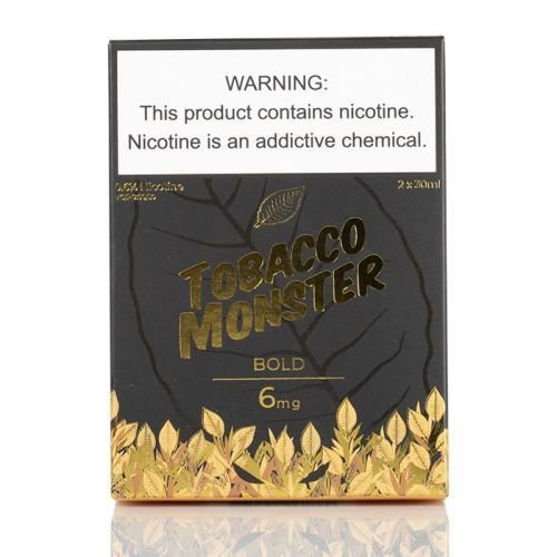 LÍQUIDO BOLD - TOBACCO MONSTER