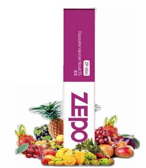 POD FRUIT ( DESCARTÁVEL ) - ZEPO