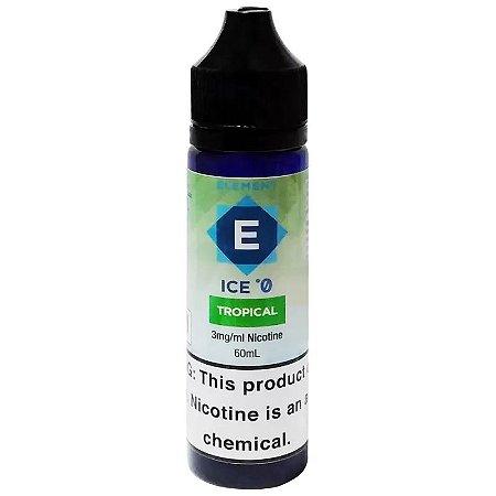 LÍQUIDO ELEMENT ICE MTL TROPICAL - ELEMENT