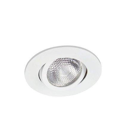 Spot Embutir Redondo Alumínio ø12x11,1cm 1xE27 LED Par20 Bivolt Itamonte Nac 11007