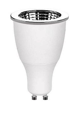 Lâmpada MR16 Evo Dimerizável 7W Bivolt BDT 450LM 2700K GU10 36º Stella STH7535/27