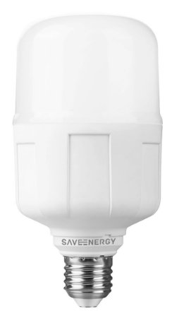 Lâmpada Bulbo E27 16W | 100W 6500K 200º Bivolt 1600LM Saveenergy SE-215.1472