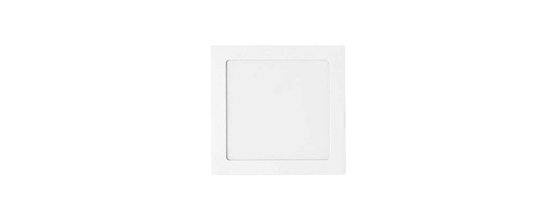 Painel Embutir Quadrado 170x170mm  12W 6500K Bivolt 850LM 120° Stella STH9952Q/65