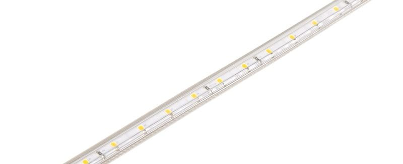 Fita Tensão de Rede Single Line 5W/m 25 Metros 127V IP67 125W 200LM/m 3000K Luz Quente Stella STH7821/30