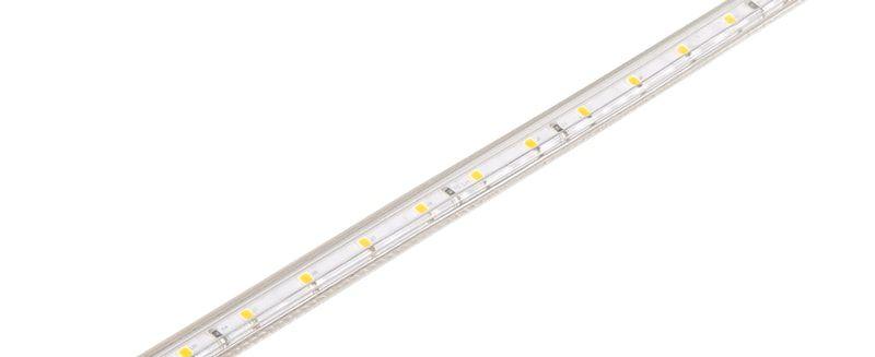 Fita Tensão de Rede Single Line 5W/m 25 Metros 127V IP67 125W 200LM/m 5700K Luz Fria Stella STH7821/57