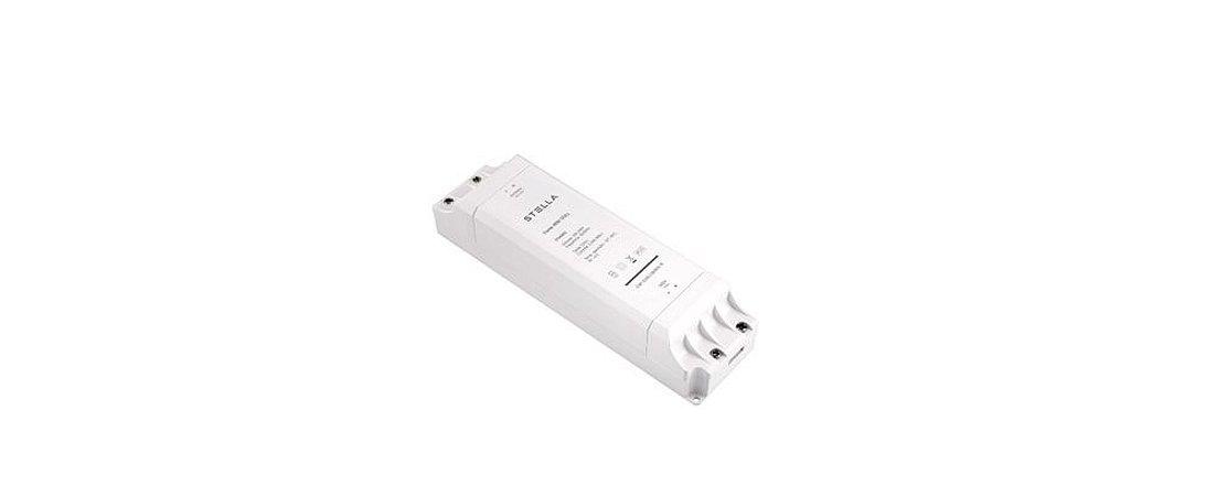 Fonte para LED 12V 40W Entrada Bivolt Stella STH6892