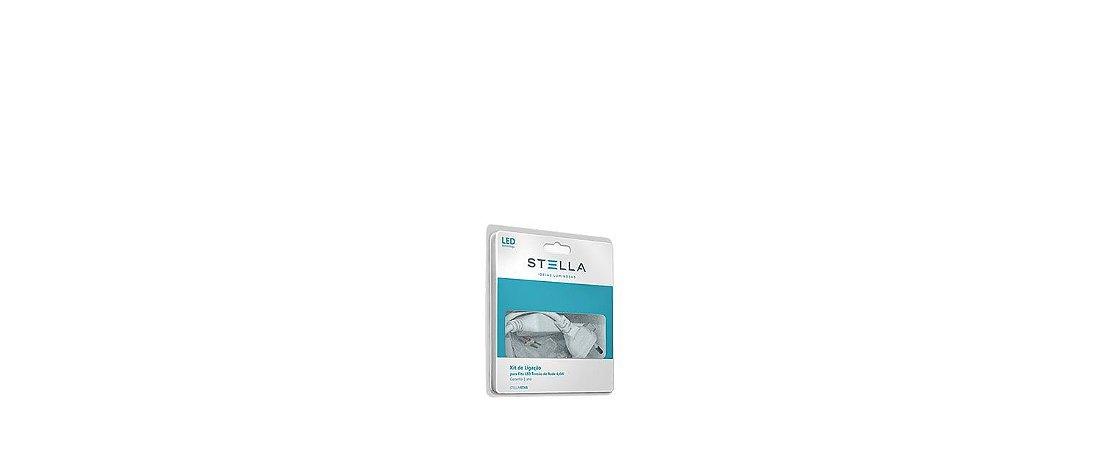 Kit de Ligação para Fita Tensão de Rede Double Line Bivolt 10W/m  Stella STH7813