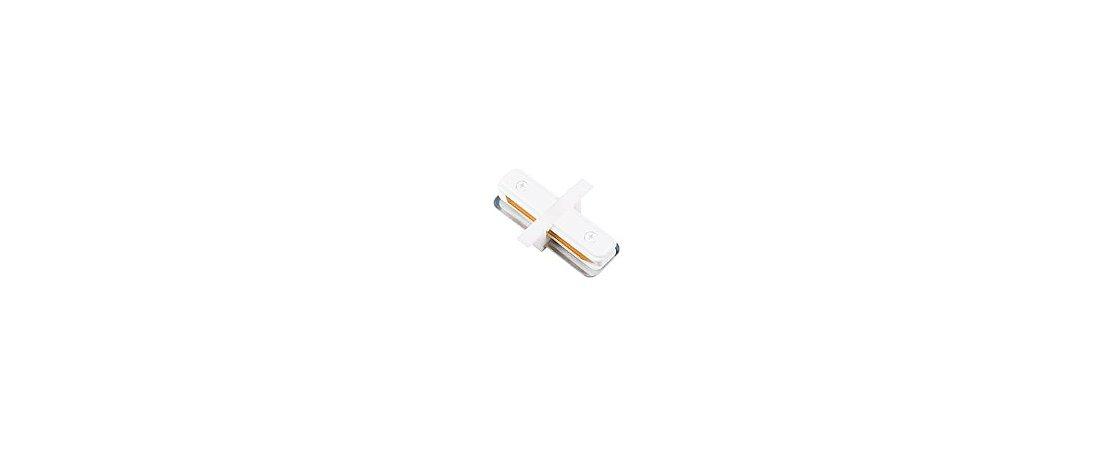 Conexão I para Trilho de Embutir - Branco Stella SD1205BR