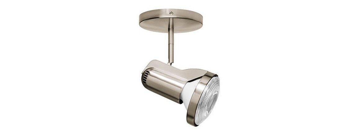 Spot com Canopla PAR30 - Satin Silver SD1580ST