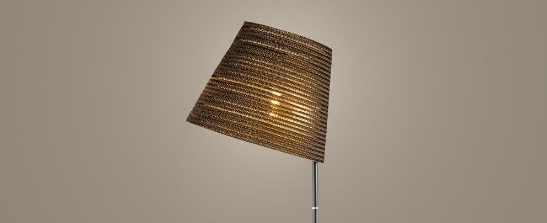 Luminária de Chão Kraft 160XØ46cm Stella SD6230