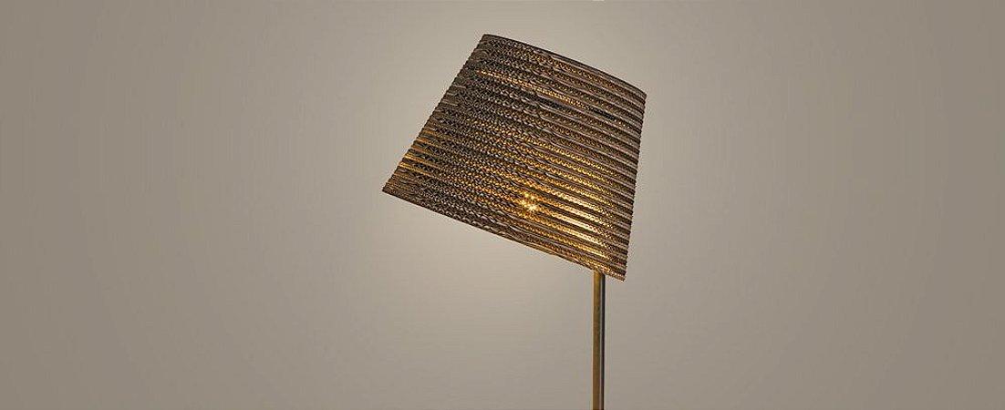 Luminária de Mesa Kraft 58cm Stella SD6330
