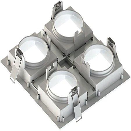 Kit Sistema Conecta Embutidos MR16/PAR20/AR70 Kit com 5 Unidades Saveenergy SE-330.1275