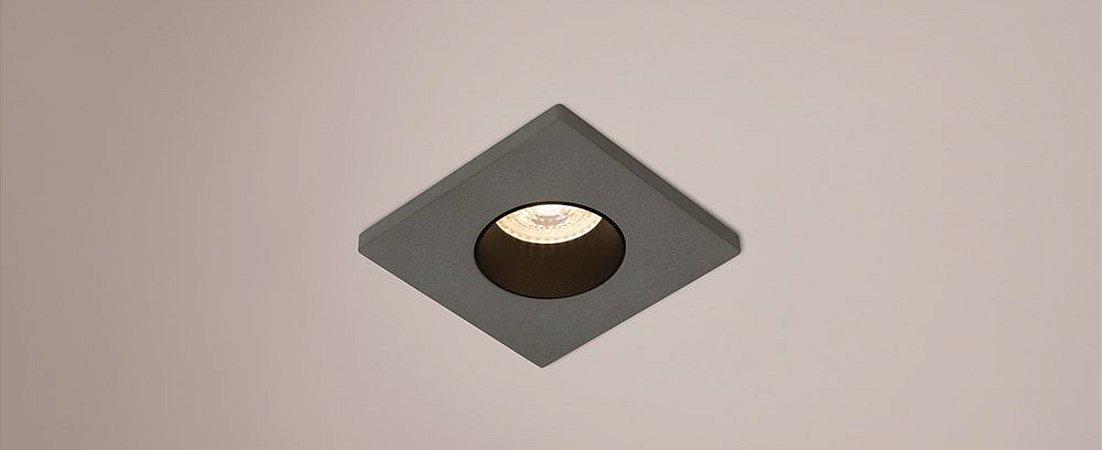 Semiembutido Namu Quadrado Concreto 10x10cm Stella SD4704Q