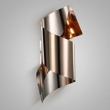 Arandela Steel Aço Bronze  Mais Luz AR-087/2.15BRO