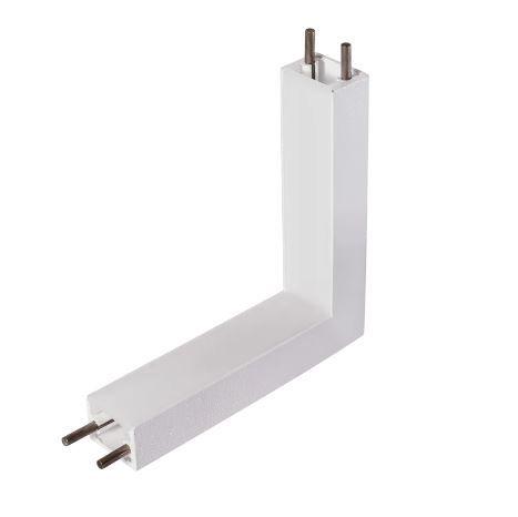 Junção Parede/Teto para Perfil Sobrepor Linha Garbo 100x100mm Usina 30022/TP