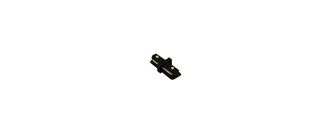 Conexão I para Trilho de Sobrepor - Preto Stella SD1043PTO