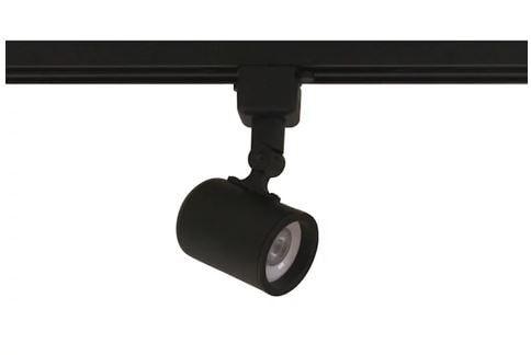 Spot Giga com Plug Altrac GU-10 Preto Fosco Altena ALT09016 PF