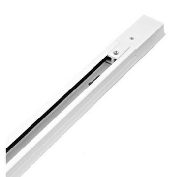 Trilho Eletrificado Altrac 1,5 MT Branco Fosco Altena TRA00010 BF