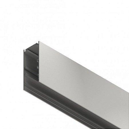 Perfil Sistema de Iluminação Linear S33 Base Pendente 1MT Misterled SLED9022