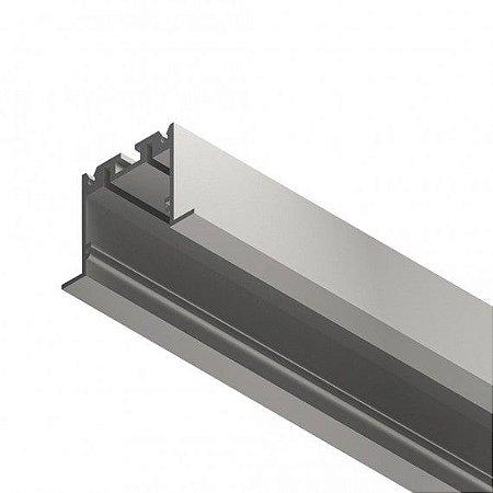 Perfil Embutir Frame Base S33 Embutir IP20 Misterled SLED9023