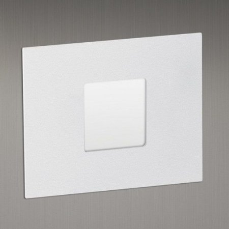 Balizador para Caixa de Luz Linha Montenero Quadrato 4×2 Difusor Horizontal 1W 96 Lm Misterled SLED6067DH