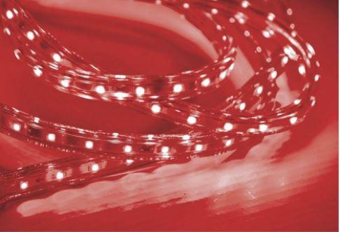 Fita Led 200V 5W Vermelha IP67 1MT Taschibra 7897079059632