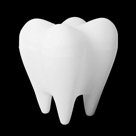 Luminária de Mesa Dente Cor Natural Usare DENTE