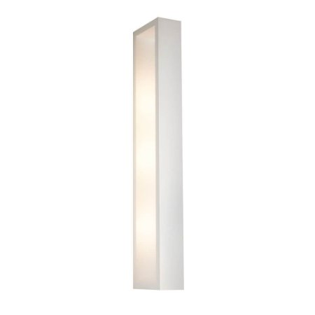 Arandela Portara 127V LED 2700K 800 x 100 x 51mm Cor Branco Total Newline SN10126BT