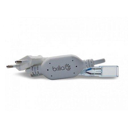 Kit Conexão Alta Tensão para Fitas 14,4W/M IP20 Brilia 432211