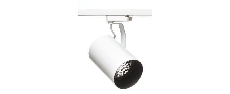 Spot Flow Branco PAR30 1xE27 PAR30 Alumínio e ABS Stella SD1960BR