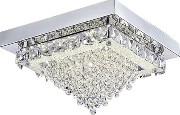 Plafon Madrid LED 12W 1260LM 4000K 30x30x20cm Quality QPL881