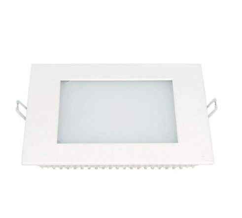 Painel Embutir Quadrado Lux 3W 6500K 16x85x85mm Taschibra 7897079081169