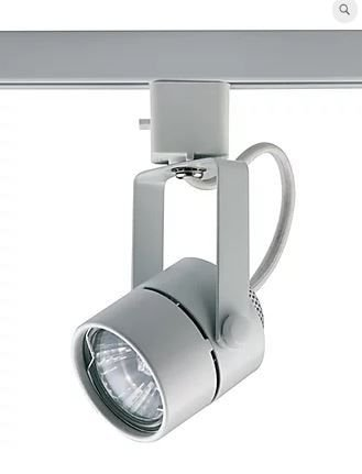 Spot para Trilhos Calgary Metal 5,8x8,6x15,8cm 1xGU10 50W Bivolt Cor Branco Casual Light QSP902-BR