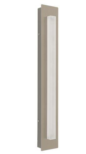 Arandela Camarim Branco Led 12W 4000K 7,5x7x49,5cm Quality QAR1338G